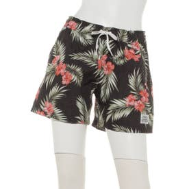 【Roxy】TROPICAL FOREST SHOR (BLK)