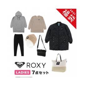 【 2021年福袋 】 サーフカジュアル 7点セット HAPPY BAG RX ALL RZ5259725 レディース ROXY【返品不可商品】(他)