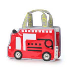 ROOTOTEくるまモチーフ トートバッグ コドモルー CAR 7928(FIRE)