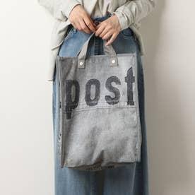 ゴミ箱にもなる トートバッグ リサイクルポリエステル ルー・ガービッジ  RGB.RPET Poly 30- A 9676 (Post)