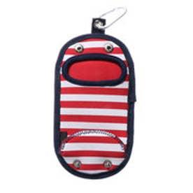 外付けポケット マルチホルダー CJペコルー 3035 (レッド/ホワイト)
