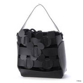 ROOTOTEディズニー 巾着トートバッグ LT デリ モチーフ ミッキー  Disney A 4447(BLACK)