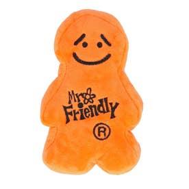 Mr.Friendly ミスターフレンドリー 8710 FR.クッションドールS-A (ORANGE)