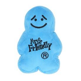 Mr.Friendly ミスターフレンドリー 8710 FR.クッションドールS-A (BLUE)