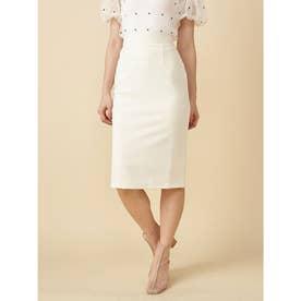 リップルタイトスカート (オフホワイト)