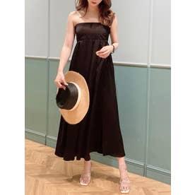 2WAYマキシスカート (ブラック)