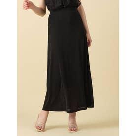 カットスカート (ブラック)