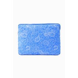 PCケースバッグ ブルー
