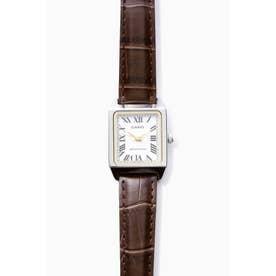 腕時計 ブラウン