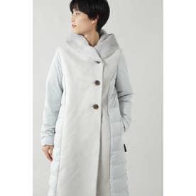 Fake Mooton Long Coat グレー