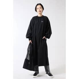 <THOUSAND MILE × GENE HEAVENS>ビッグスリーブドレス ブラック