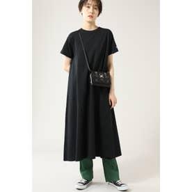 <ROSE BUD別注>チャンピオンカットソーワンピース◇ ブラック