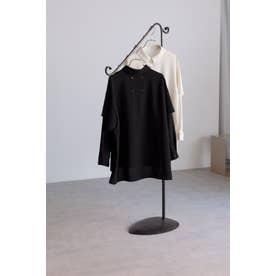 レイヤードシャツ ブラック