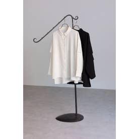 レイヤードシャツ ホワイト
