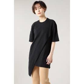 Tシャツワンピース ブラック