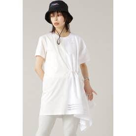 Tシャツワンピース ホワイト