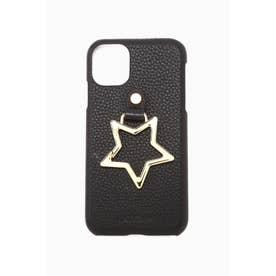 ビッグスターiPhone11/XRケース ブラック