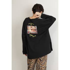 My Favorite ThingsロングTシャツ ブラック