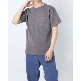 メンズ アウトドア 半袖Tシャツ MG POCKET TEE RXMS204063 (グレー)