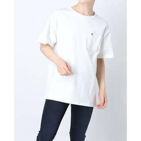 メンズ アウトドア 半袖Tシャツ MG POCKET TEE RXMS204063 (ホワイト)