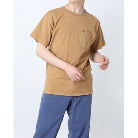 メンズ アウトドア 半袖Tシャツ MG POCKET TEE RXMS204063 (カーキ)