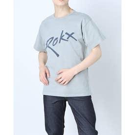 メンズ アウトドア 半袖Tシャツ THE TEE RXMS204090 (グレー)