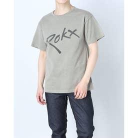メンズ アウトドア 半袖Tシャツ THE TEE RXMS204090 (カーキ)