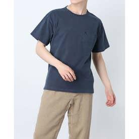 メンズ アウトドア 半袖Tシャツ MG POCKET TEE RXMS204063 (ネイビー)