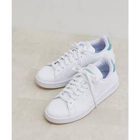 adidas ADVANCOURT W (ホワイト系(11))