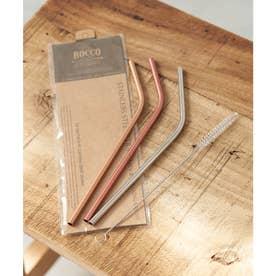 【一部店舗限定】ROCCO Stainless Steel Straw 3pcs set (その他(99))