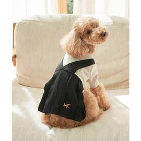 【DOG】プリーツジャンパースカート 【返品不可商品】 (ブラック(01))