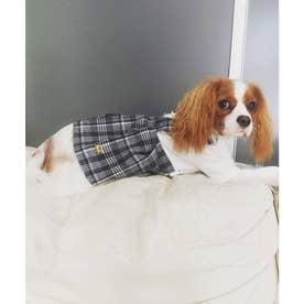 【DOG】プリーツジャンパースカート 【返品不可商品】 (チャコール(06))