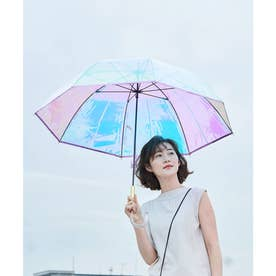 【Wpc.】パイピングアンブレラ (ピンク(63))
