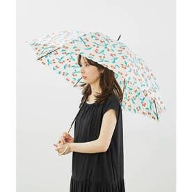 【晴雨兼用】【Wpc.】チェリーアンブレラ (オフホワイト(15))