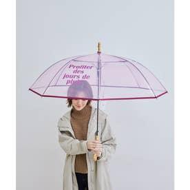 【Wpc.】フレンチワーズアンブレラ (ピンク(63))