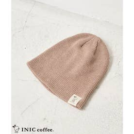 【INIC Coffee×ROPE' PICNIC】FOOD TEXTILE シングルニットワッチ (ブラウン系(24))