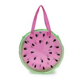 【KIDS】フルーツプールバッグ (レッド(60))