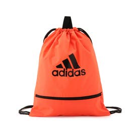 【KIDS】【adidas】SPORTS PERFORMANCE GYMSACK (レッド(60))