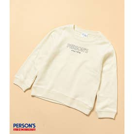 【PERSON'S×ROPE' PICNIC KIDS】プリントスウェット (キナリ(16))