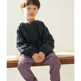 【KIDS】【リンクコーデ】ボアライナー付きマウンテンパーカー (ネイビー(40))