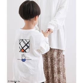 【KIDS】【miffy×ROPE' PICNIC】アソートロングTシャツ (ホワイト系(11))