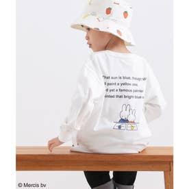 【KIDS】【miffy×ROPE' PICNIC】アソートロングTシャツ (ホワイト系(13))