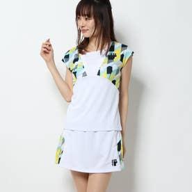 レディース テニス 半袖Tシャツ レディースゲームシャツ バドミントン RA321994
