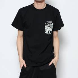 メンズ サーフ 半袖Tシャツ 17/- コットンT ポケット柄 R001MST06 【返品不可商品】