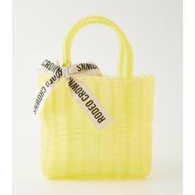Basket bag (イエロー)