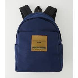 Color tag back pack NVY