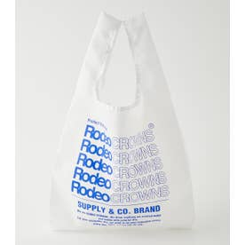 SHOPPING BAG (2) WHT