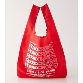 SHOPPING BAG (2) RED