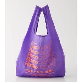 SHOPPING BAG (2) PUR