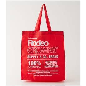 SHOPPING BAG (1) RED